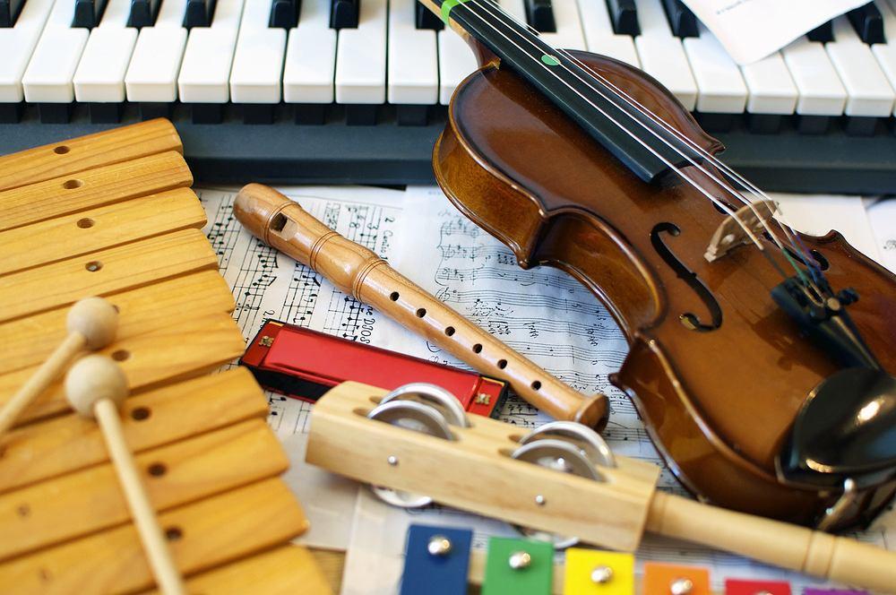 Instrumenty muzyczne dla dzieci - jakie wybrać?