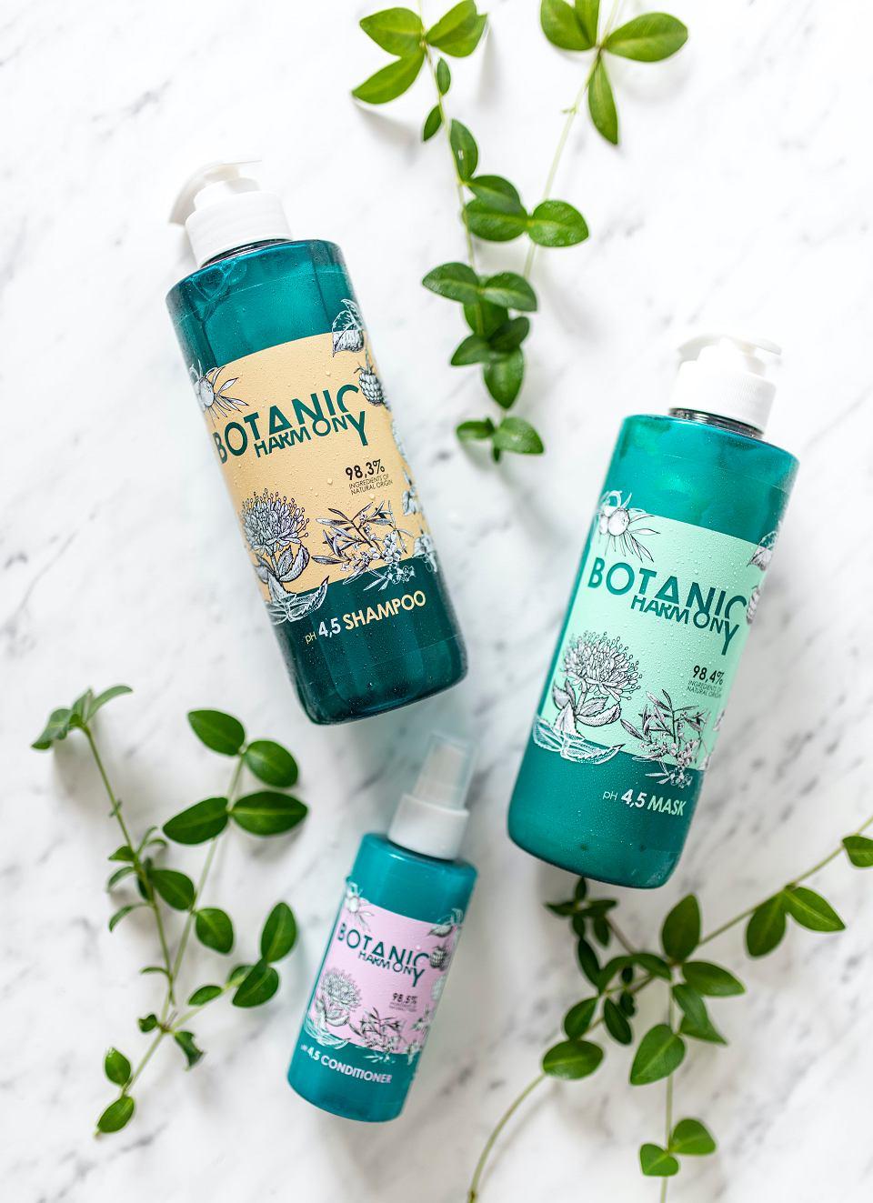 Kosmetyki do pielęgnacji włosów BOTANIC HARMONY