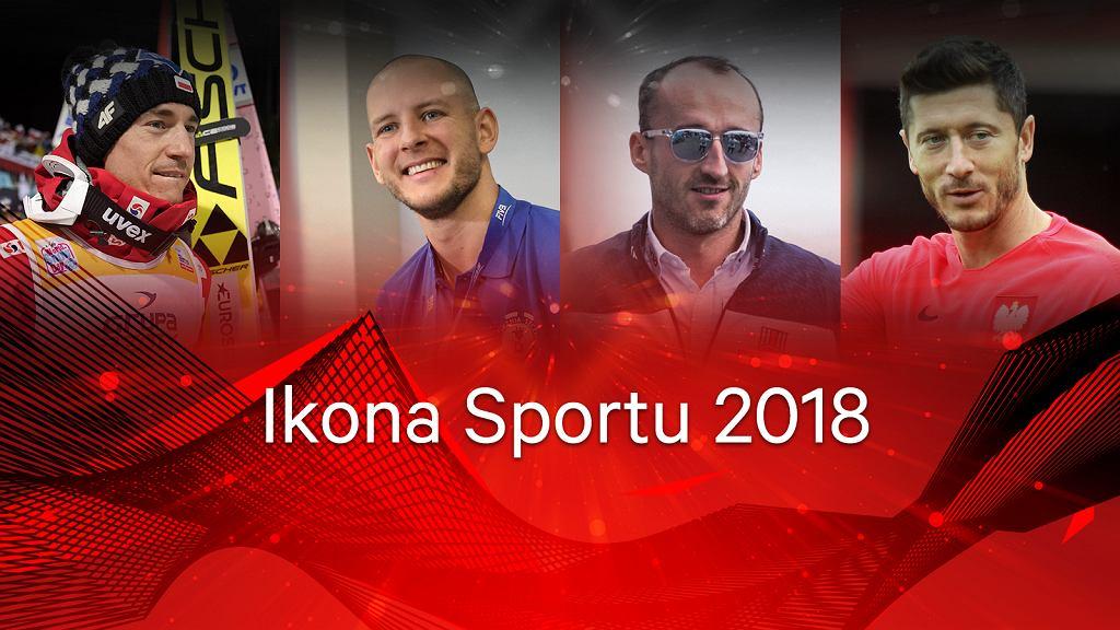 Zdjęcie numer 3 w galerii - Ikona Sportu 2018. Bartosz Kurek zwycięzcą plebiscytu!