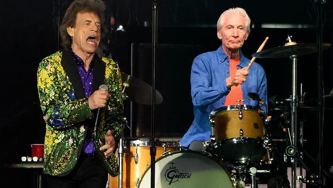 """Dwa lata temu Stonesi po raz ostatni zagrali z Charliem Wattsem. """"Jakby to była najszczęśliwsza chwila w ich życiu"""""""