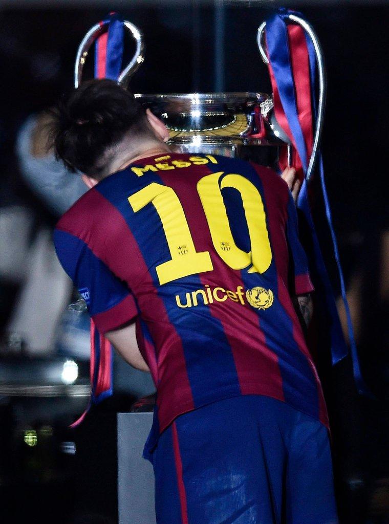 Messi wygrał Ligę Mistrzów już po raz czwarty