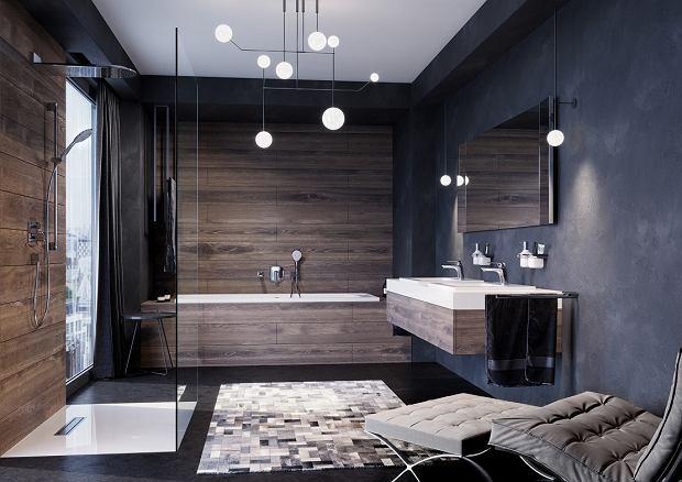 Nowoczesne łazienki: płytki, meble, aranżacje, inspiracje