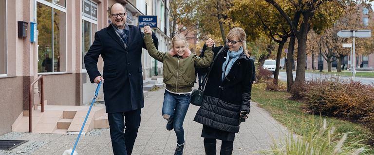Żona i córki żegnają się z Pawłem Adamowiczem w liście. ''Byłeś dobrym tatą''