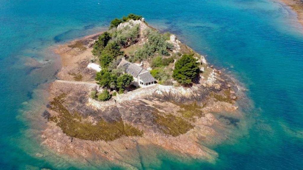 wyspa Roch Ar Hon