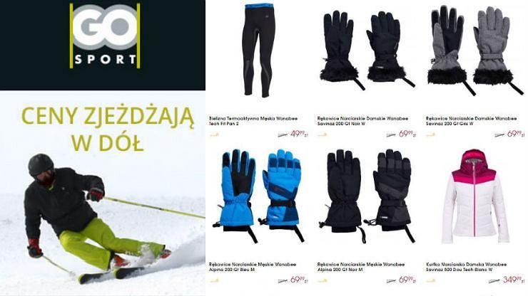 97cdeefdb89b1 GO Sport gazetka  sprzęt sportowy i odzież narciarska w promocyjnych cenach!