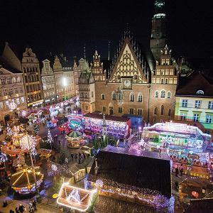 Jarmark bożonarodzeniowy, Wrocław