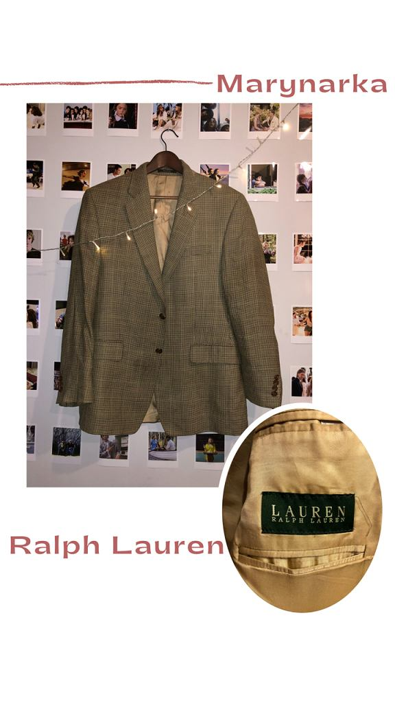 Marynarka Ralph Lauren
