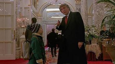 Donald Trump w filmie 'Kevin sam w Nowym Jorku'
