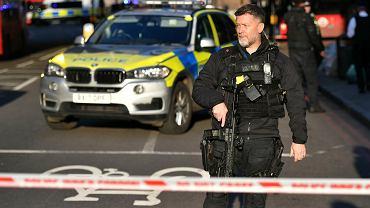 Atak nożownika na London Bridge. Londyn, 29 listopada 2019