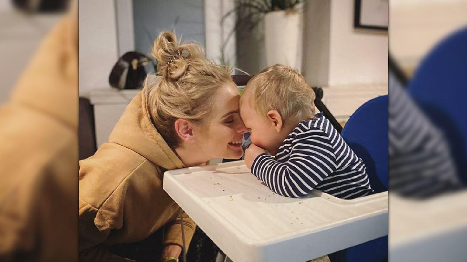 Olga Kalicka szczerze o ciemnych stronach macierzyństwa: