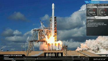 Sekretna misja SpaceX