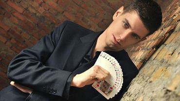 Finalista 'Mam Talent' Tomasz Kabis