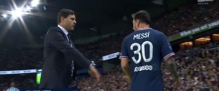 Messi zignorował trenera PSG. Kolegów zamurowało [WIDEO]
