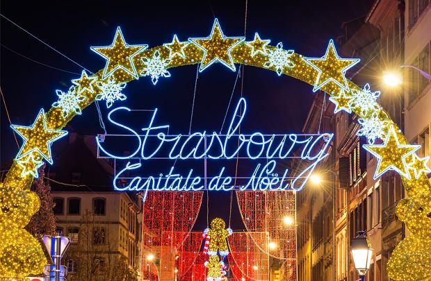Jarmark w Strasburgu