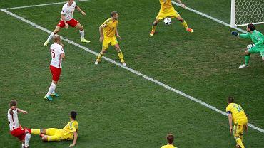 Euro 2016. Mecz Polska- Ukraina