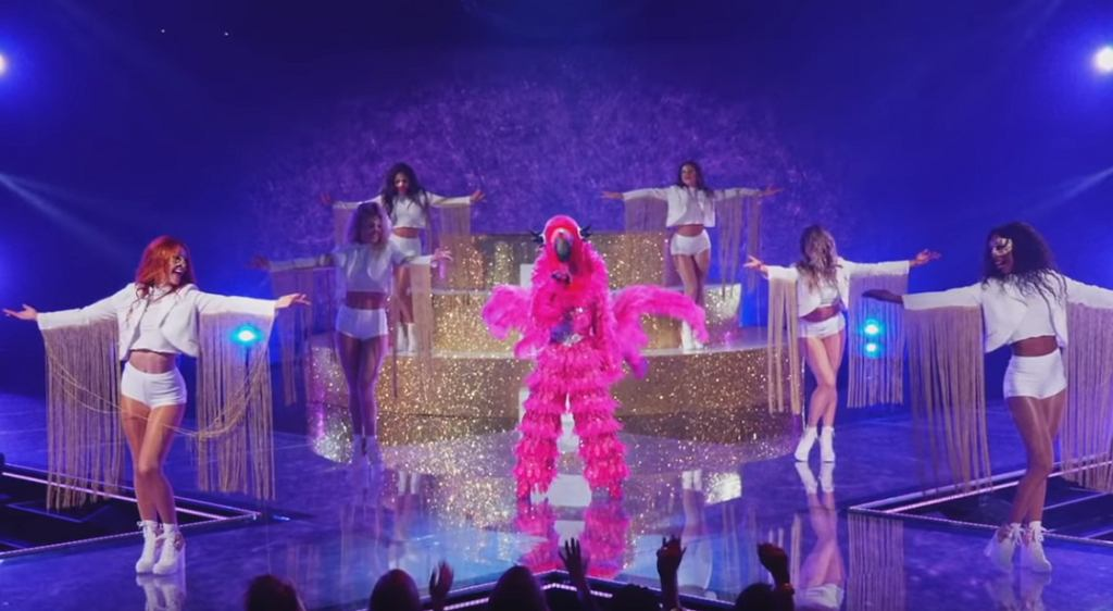 Flamingo Performs 'Proud Mary' By Tina Turner   Season 2 Ep. 13   THE MASKED SINGER