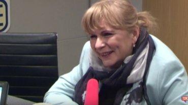 Małgorzata Gosiewska w TOK FM