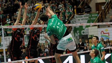 Zwycięski mecz Jastrzębskiego Węgla w Olsztynie