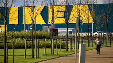 Sklep IKEA w Łodzi