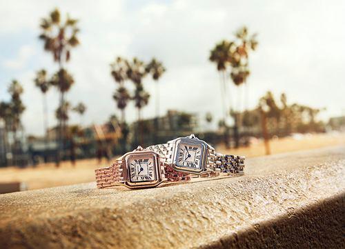 Zegarek Panthere Cartier