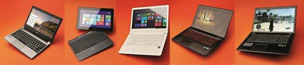 Test: 5 laptopów dla 5 różnych osób. Który dla ciebie?