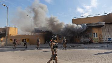 Iraq US / Zdjęcie ilustracyjne