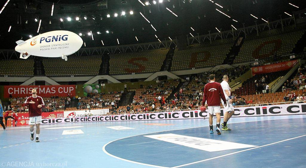 Christmas Cup w Katowicach. Polska - Słowacja - styczeń 2015