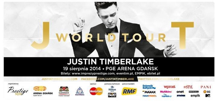 Ruszamy z facebookowym konkursem Gazety Wyborczej Trójmiasto, w którym możecie zgarnąć podwójne zaproszenie na koncert Justina Timberlake'a, który już we wtorek odbędzie się na PGE Arenie. Co zrobić, żeby go otrzymać? Przede wszystkim pokazać nam, jak bardzo chcecie być na koncercie. Czekamy więc na zdjęcia, na których będziecie wy i... Justin! Może to być internetowy mem, możecie trzymać na zdjęciu kartkę papieru z napisem nawiązującym do koncertu, możecie też zapozować z plakatem Justina, albo... wymyślić po prostu coś ciekawego i justinowego! Zdjęcia wysyłajcie na madzwo@gdansk.agora.pl, najciekawsze będziemy publikować w tym artykule oraz na naszym profilu na Facebooku. Z nadesłanych zgłoszeń wybierzemy trzy najlepsze, których autorzy otrzymają od nas po dwa bilety na koncert (lajki pod zdjęciami pomogą podjąć decyzję!). Zakończenie konkursu w niedzielę o 12:00, a ogłoszenie wyników o 13. Czekamy, czas start!