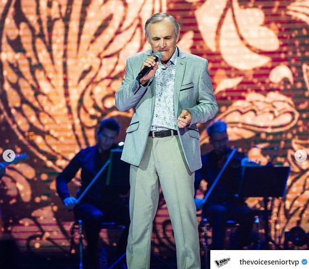 Andrzej Sobolewski, 'The Voice Senior'