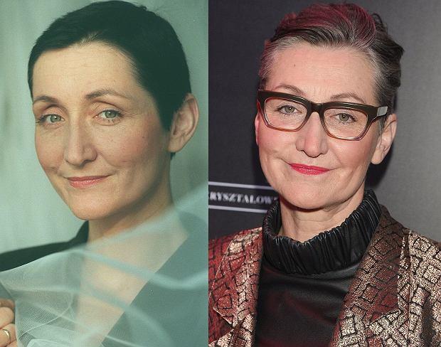 Joanna Klimas w 1999 i 2015 roku