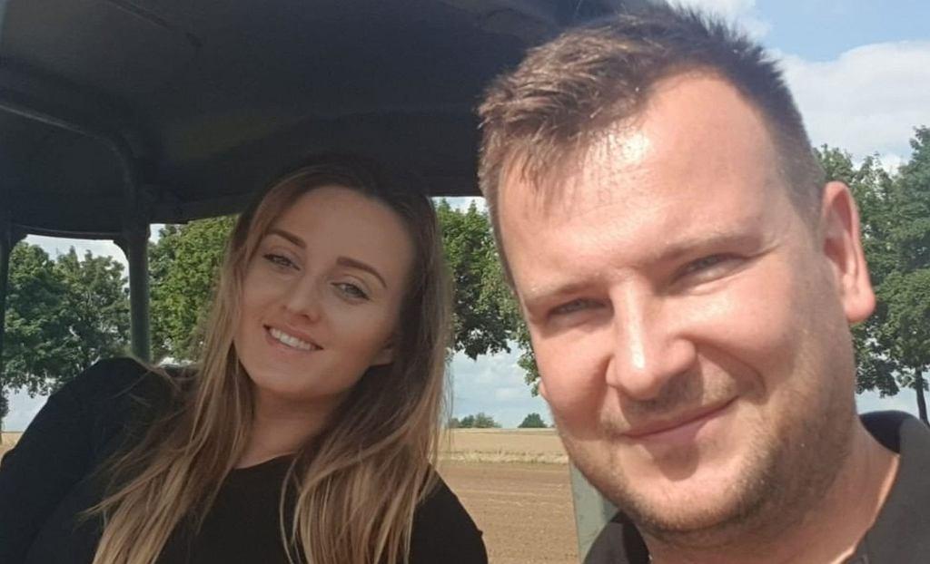 Anna i Grzegorz z 'Rolnik szuka żony:
