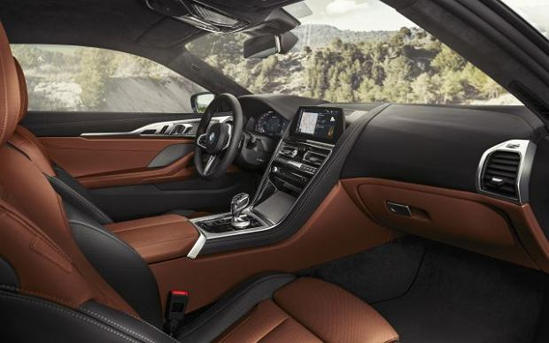 Nowe BMW serii 8