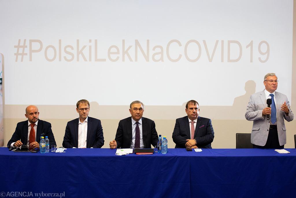 Lublin. Wystartowały testy kliniczne 'polskiego leku na COVID-19' (zdjęcie ilustracyjne)