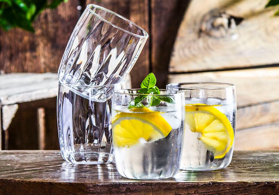 Szklanki do napojów Incontri Bormioli Rocco o pojemności 290 ml