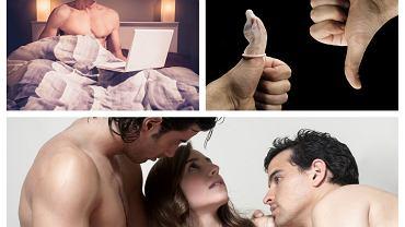 Rezygnacja z antykoncepcji, seks grupowy czy masturbacja przed ekranem komputera to czasem jedyny sposób na osiągnięcie pełnej satysfakcji seksualnej