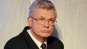 Andrzej Celiński z Partii Demokratycznej