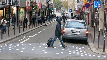 Paryż, strefa tempo 20