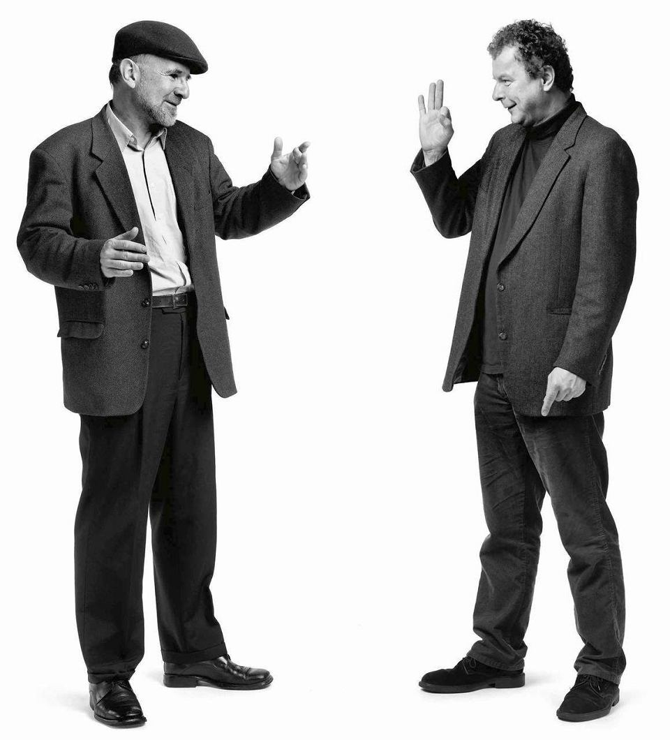 Zdjęcie numer 2 w galerii - Tadeusz Pióro i Marek Bieńczyk o daniach uroczystych