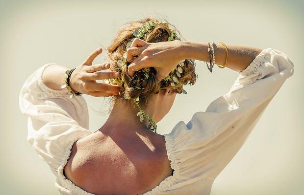 Chusteczki i apaszki - ozdoby do włosów