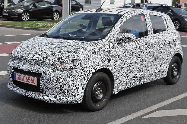 2015 Chevrolet Spark / Opel Agila / Vauxhall Viva