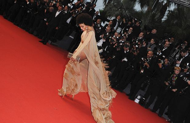 "66th Annual Cannes Film Festival - ""The Great Gatsby"" Premiere.  Solange Knowles"