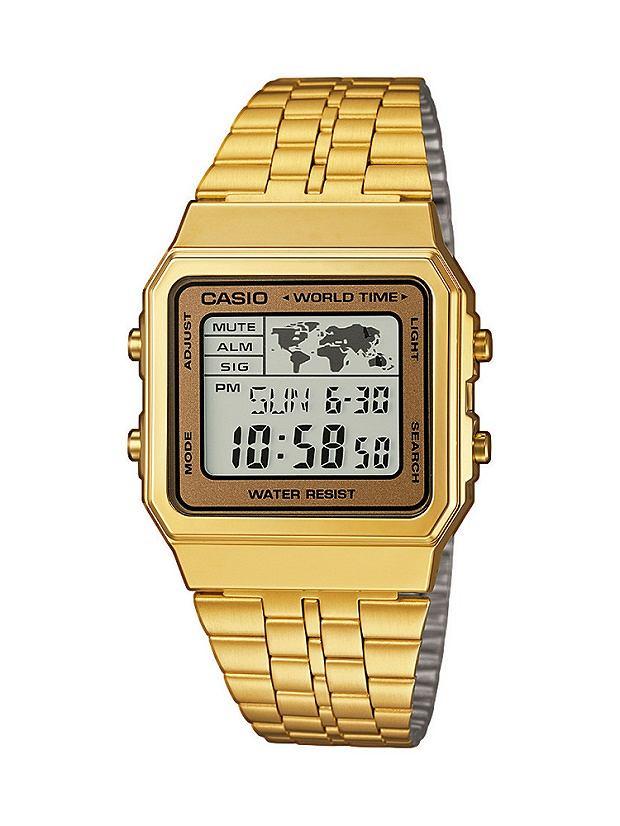 Zdjęcie numer 2 w galerii - Złoty zegarek: obciach czy ciekawy trend?