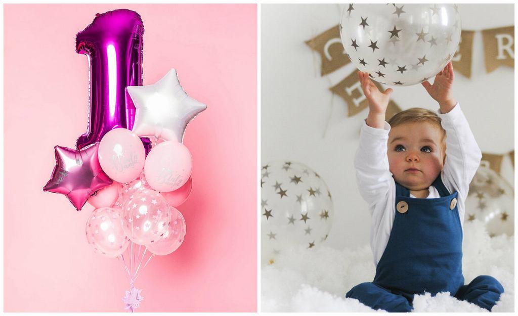 Balony z helem lub powietrzem - trend na wiele okazji