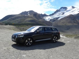 Audi Q7 | Podróż po Kanadzie
