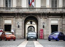 Tak elektryka na rynek mogli wprowadzić tylko Włosi. Giorgio Armani, Bvlgari i Kartell biorą się za Fiata 500e