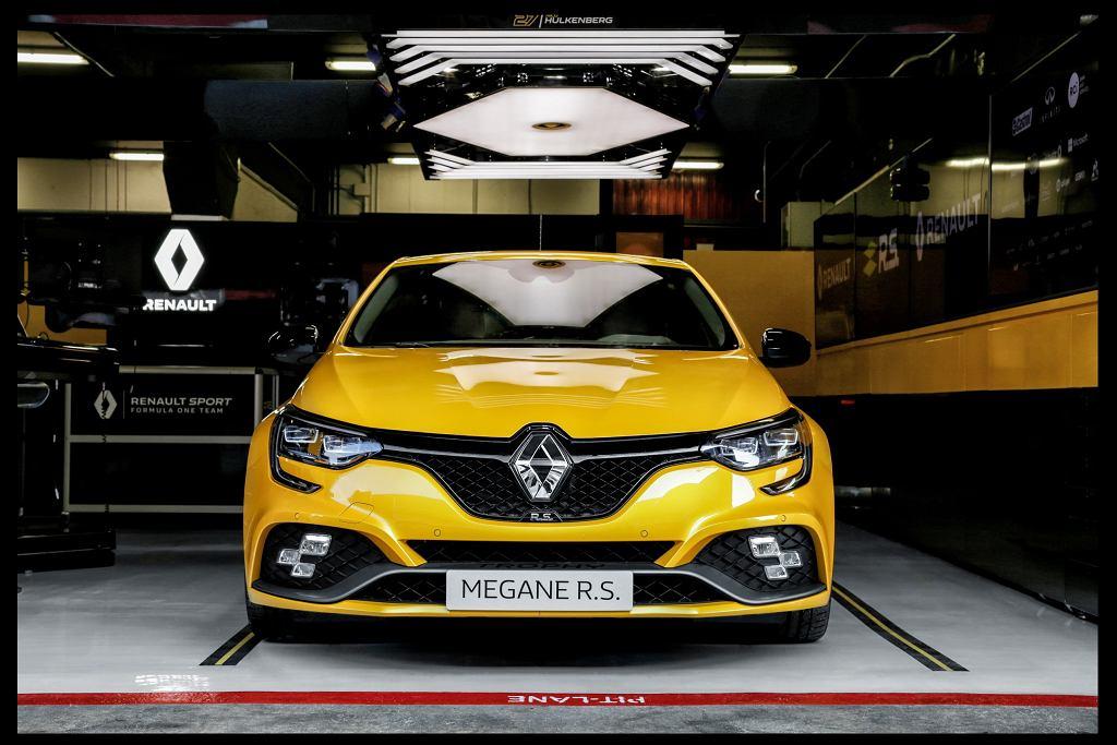 Renault Megane R.S Trophy 2018