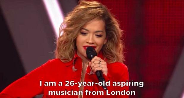 Rita Ora w niemieckim 'The Voice'
