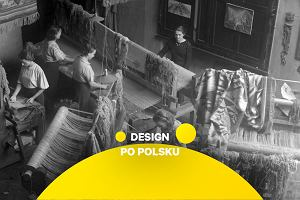 Polskie kilimy były już na wystawie w Paryżu. Od dawna pięknie tkamy