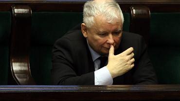 """Prezes PiS Jarosław Kaczyński przez pochlebców okrzyknięty """"Naczelnikiem"""""""