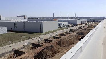 Zakłady Volkswagen w Zwickau
